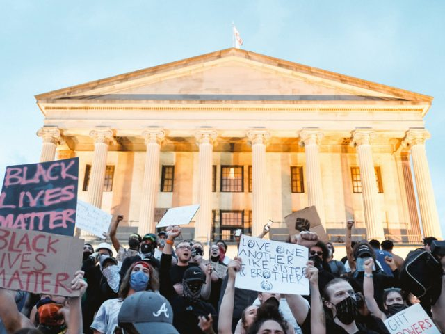 CHAZ 2.0? Nashville protesters descend on Tennessee Capitol as governor vows 'autonomous zones will not be tolerated'