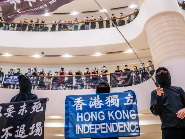 You better 'reconsider': G7 urges China not to impose its law on Hong Kong
