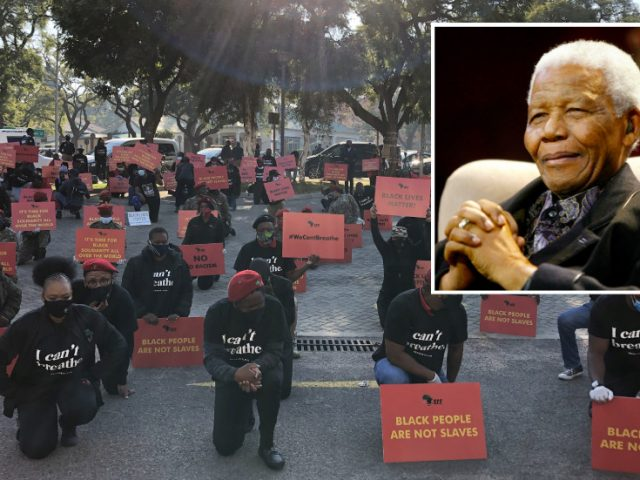 Continuing a legacy? Nelson Mandela Foundation courts controversy by advocating VIOLENCE in Black Lives Matter statement