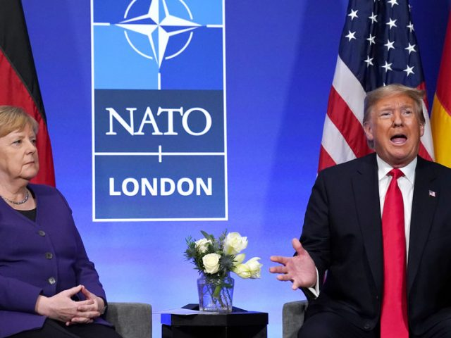 Europe should brace for a reality in which US is no longer a world power – Merkel