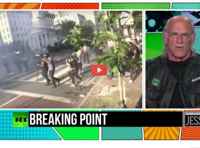 Civil unrest sweeps America