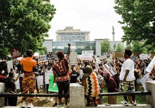 Shocker: US state propaganda outlets censor Black Lives Matter protests