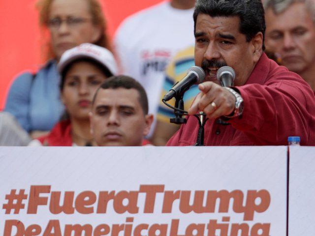Trump walks back Maduro olive branch after Biden challenges his commitment to Venezuelan regime change
