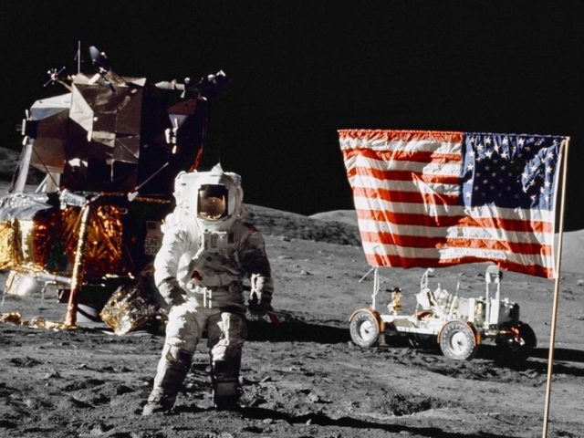 Half of all Russians believe NASA faked moon landings & 2% think Earth is flat – new study
