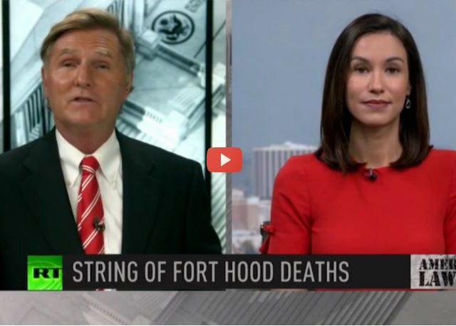 Grim body count at Fort Hood army base