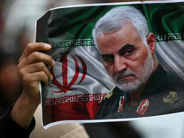 Iran's Top Security Official Says Killing Soleimani is US 'Biggest Gift' to Terrorism in Region