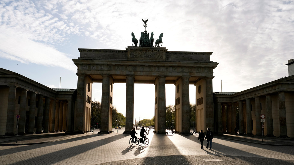 Berlin has no intention