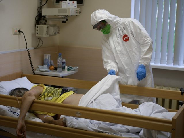 Covid-19 may make men STERILE, Russia's Health Ministry warns