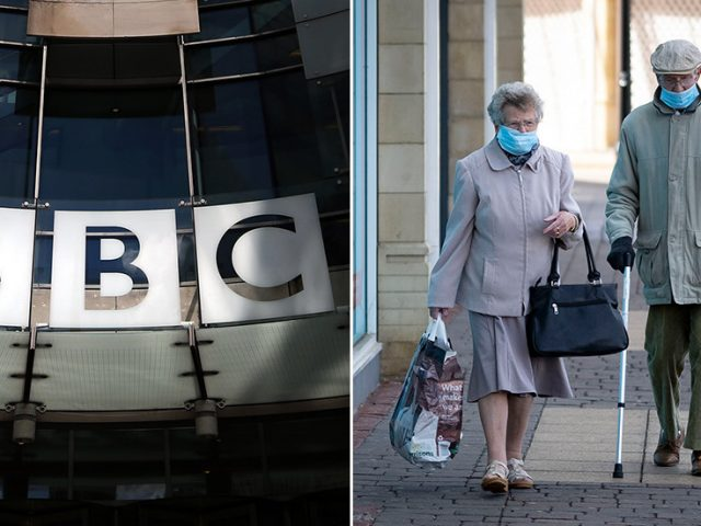 'Choosing between eating & watching TV': BBC under fire for making over-75s pay TV licence from August 1