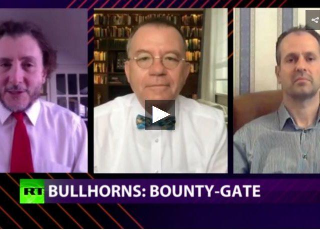CrossTalk Bullhorns, QUARANTINE EDITION: Bounty-gate