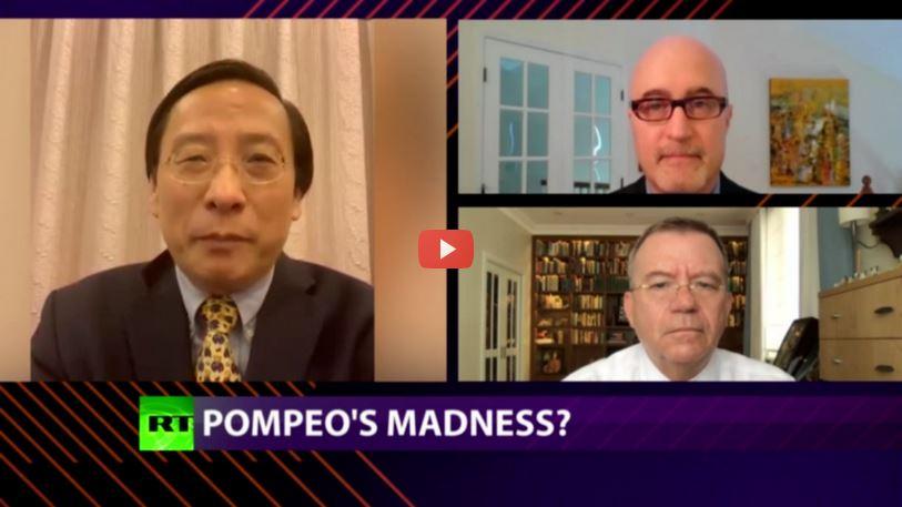 Cross Talk Pomeos madness
