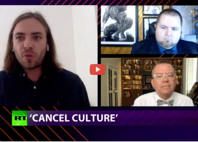 CrossTalk, QUARANTINE EDITION: 'Cancel culture'