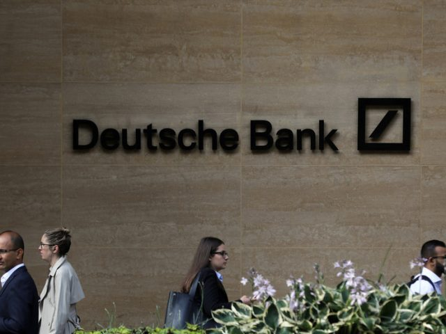 Deutsche Bank agrees to pay $150MN fine over ties to Jeffrey Epstein