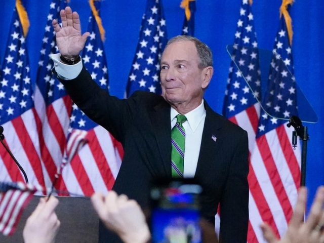 Where's the money? Election watchers wonder if Bloomberg will follow through on $1 BILLION spend pledge to help Dems defeat Trump