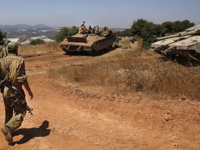 Israel exchanges fire with Lebanon, thwarting attempted 'infiltration' on northern border – army