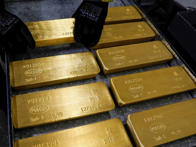 Russia's Far Eastern region boosts gold production despite pandemic