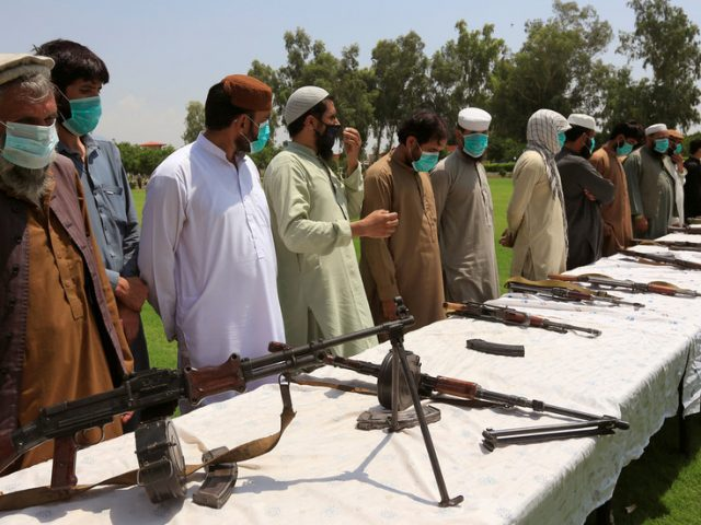 Taliban announces three-day ceasefire for Islamic holiday Eid al-Adha – but vows to retaliate if attacked