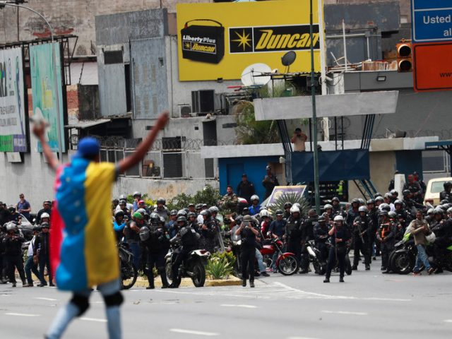 US-British sanctions and pressure are unlikely to destabilize President Maduro in Venezuela