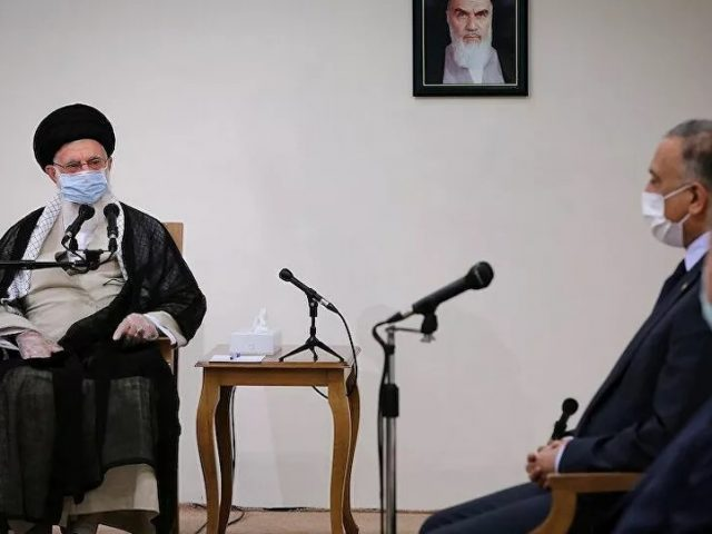 Iran's Supreme Leader Says US is an Enemy and Doesn't Want an Independent Iraq