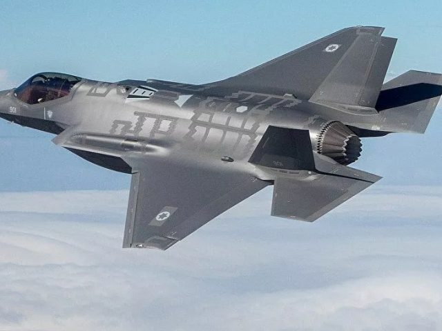 Israeli Pilot Reportedly Grounded After Terrorising Residents by Making Sonic Booms With His F-35