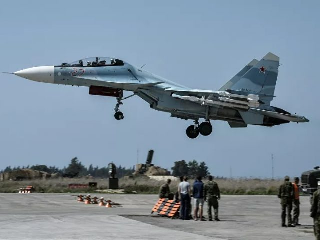 Air Defence Systems Repel Militant Drone Attacks on Hmeimim Airbase, Russian Military Says