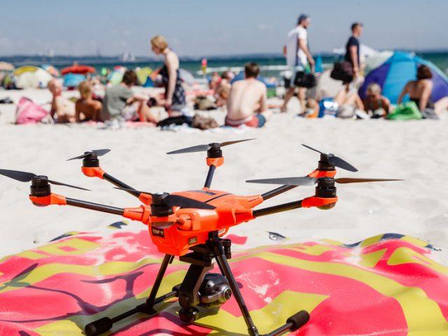 Minneapolis nixes anti-topless ordinance after police use DRONE to film nude sunbathers