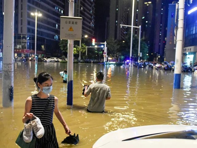 Floods in China Leave More Than 120 People Killed, Missing Since January, Reports Reveal