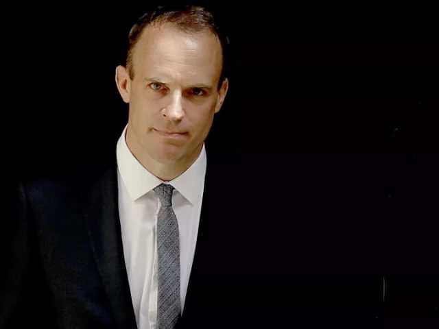 Same Old Story: Raab Joins Choir of Accusations Against Russia
