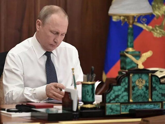 Vladimir Putin Reveals in What Cases He May Turn a Blind Eye to Criticism