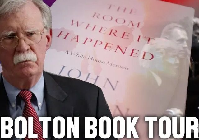 Uncovering John Bolton's 'distorted' tales in 'The Room Where It Happened'