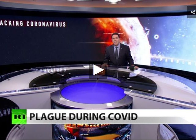 Black Plague infections in China, Mongolia & US (Full show)