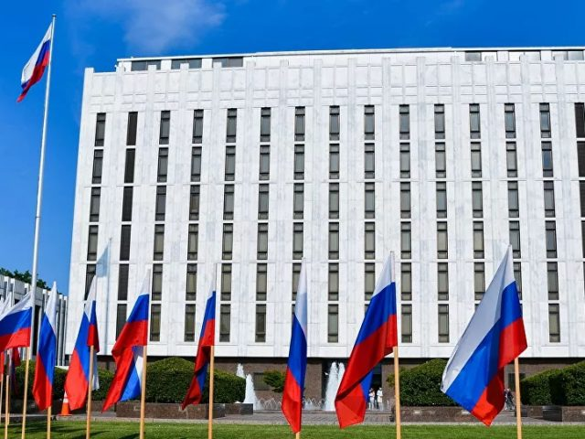 Russian Embassy in US Sends Note of Protest Over Attack on TV Crew By Police in Portland
