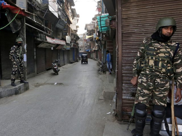 BJP leader & family shot dead by militants in Kashmir