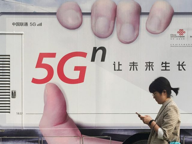 China's 5G phone shipments see 'explosive growth,' gaining larger share of mobile phone market