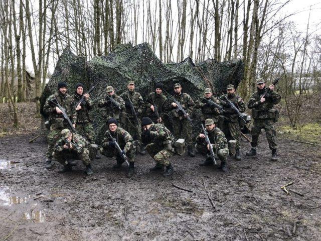 Switzerland begins militarization process