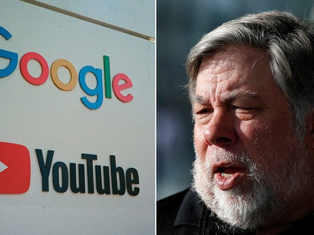 Apple cofounder Steve Wozniak sues YouTube & Google over bitcoin scam
