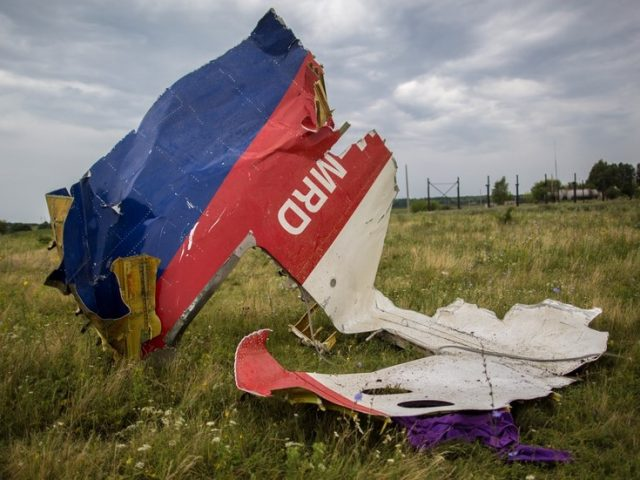 Netherlands to take Russia to European Court of Human Rights over 'role' in MH17 crash