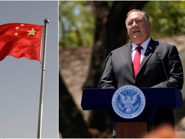 FBI hunts for 'Chinese military spies' all across US as Pompeo calls for global crusade against Beijing
