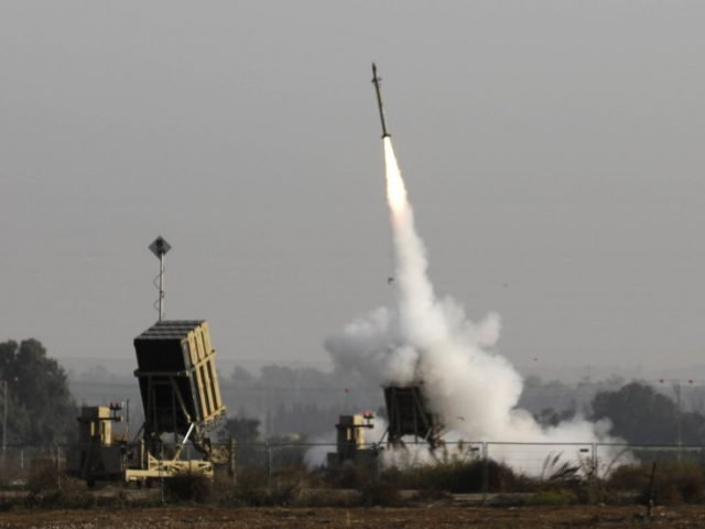 Israeli farmers sue the military over its Iron Dome air defense system, alleging 'radiation exposure' and a 'land grab'