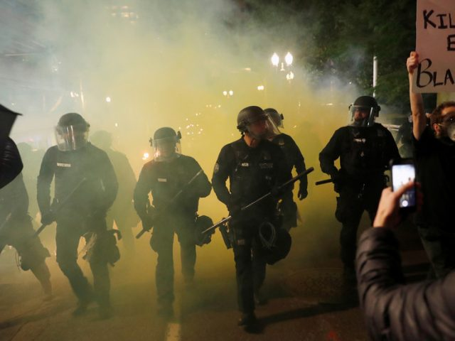 More trouble in Portlandia? Homeland Security chief blasts city's leaders for failing to quell 'violent mob,' protect citizens