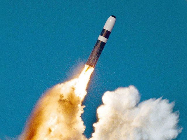 Are Trident nukes the best way to spend £205bn with a massive financial crisis ahead of us?