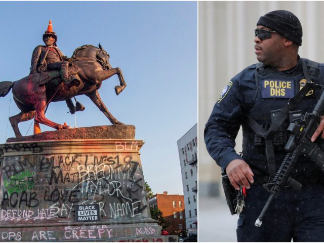 DHS to deploy extra 'anti-vandal' police units across US for July 4, bracing for 'increased disruptive activity' – report