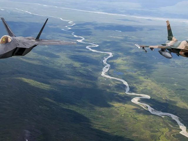 US Air Force Plans to Enhance Missile Defences to Counter 'Advancing' Threats in Arctic