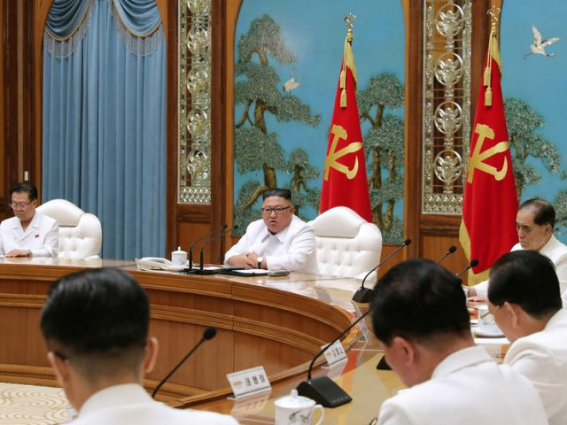 Kim Jong-un declares emergency & puts Kaesong city on total lockdown after 1st suspected Covid-19 case in North Korea
