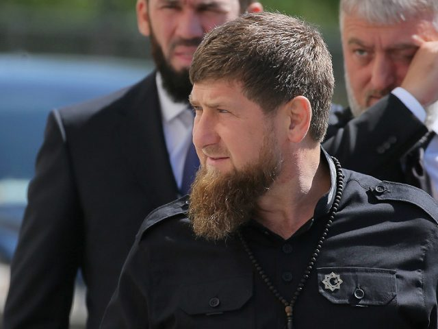 Chechen leader Kadyrov announces retaliatory sanctions on US secretary of state after Washington targets his family