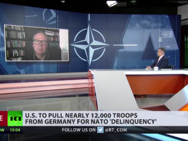 It has 'never been an alliance of equals,' CDU party member & economist tells RT amid US plan to relocate troops from Germany