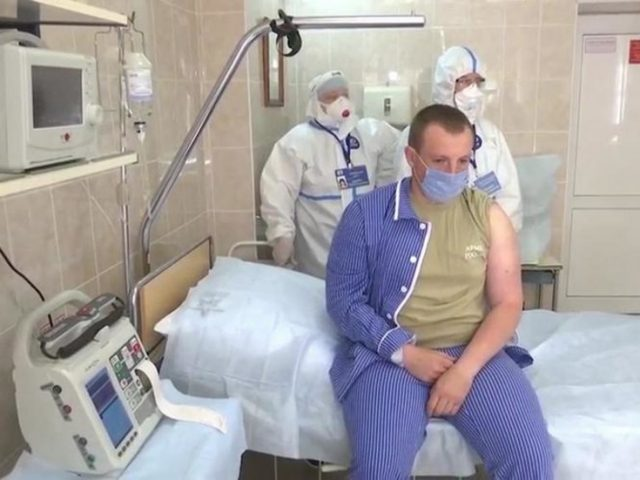 First Russian coronavirus vaccine volunteers report no adverse side-effects. Hopes now high for mass immunization in fall