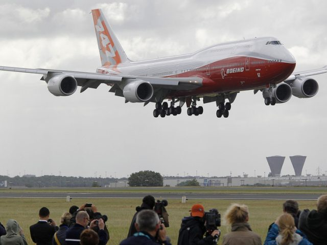 Goodbye 'Queen of the Skies': Boeing to end 747 Jumbo Jet production after 50 years