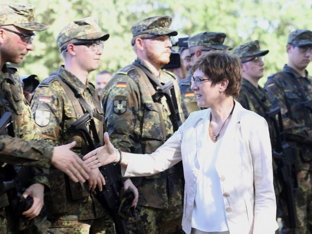 'Your year for Germany': Defense minister wants voluntary Bundeswehr military service as army struggles to fill ranks