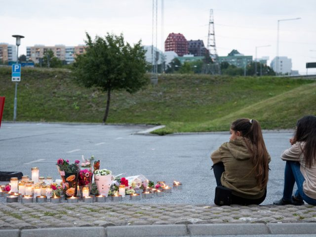 12yo girl killed by stray bullet in gang war near Stockholm, leaving Sweden 'shocked & dismayed'